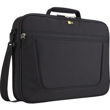 "Case Logic VNCI-217 Carrying Case (Briefcase) for 17.3"" Notebook - Black"