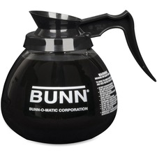 BUN 424000101 Bunn-O-Matic 12-Cup Pour-O-Matic Decanter BUN424000101