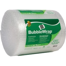 DUC BW60 Duck Brand Protective Bubble Wrap Packaging DUCBW60