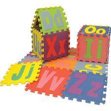 ChenilleKraft WonderFoam Alphabet Puzzle Mat