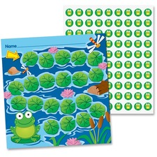 CDP 148007 Carson Frogs Student Progress Incentive Chart CDP148007