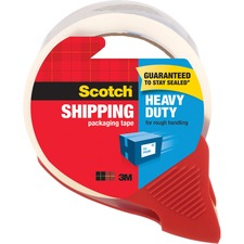 MMM 3850RD 3M Premium Performance Packaging Tape MMM3850RD