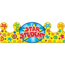 CDP 101020 Carson Star Student Crowns CDP101020