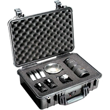 Pelican 1500 Case with Padded Dividers
