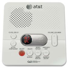 ATT 1740 AT&T 60 Min Record Time Digital Answering System  ATT1740