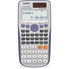 CSO FX115ESPLUS Casio FX115ESPLUS Scientific Calculator CSOFX115ESPLUS