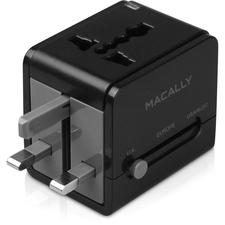 Macally Universal Power Plug Adapter