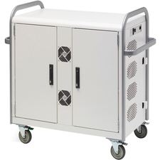 Bretford 32-Unit Network Ready Laptop Cart