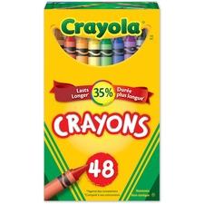 CYO 520048 Crayola Crayons CYO520048