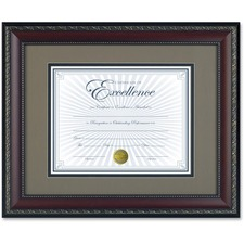 Dax Dbl Bev. Mat WORLD CLASS Document Frame