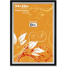 DAX 3404U1T Burns Grp. Metro 2-tone Wide Poster Frame DAX3404U1T