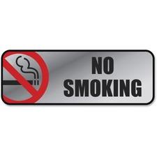 COS 098207 Cosco No Smoking Image/Message Sign COS098207