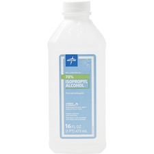 MII MDS098003Z Medline Isopropyl Rubbing Alcohol MIIMDS098003Z