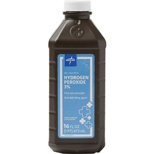 MII MDS098001Z Medline 3 Percent USP Hydrogen Peroxide MIIMDS098001Z