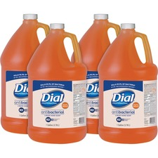DIA 88047CT Dial Corp. Prof. Antimicrobial Liquid Soap Refill DIA88047CT