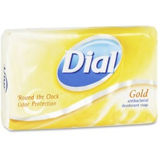 DIA 00910CT Dial Corp. Dial Gold Antibctrl Deodorant Bar Soap DIA00910CT