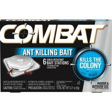 DIA 45901 Dial Corp. Combat Bait Stations Ant Killer DIA45901