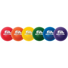 "Champion Sport s Rhino Skin 6"" Dodgeball Set"