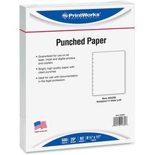 PRB 04330 Paris Bus. Prod. 11-hole Punched Paper PRB04330