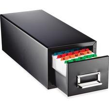 MMF 263F5816SBLA MMF Industries Card File Drawers MMF263F5816SBLA