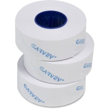 COS 090947 Cosco Contact Labelers 1-line White Labels COS090947