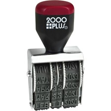COS 012731 Cosco 2000 Plus Four-band Date Stamp COS012731