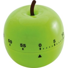 BAU 77056 Baumgartens Green Apple Timer BAU77056