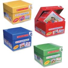 SHS 0439632390 Scholastic Res. Pre K-2 Little Leveled Readers Set SHS0439632390