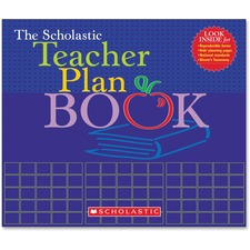 SHS 0439710561 Scholastic Res. The Scholastic Teacher Plan Book SHS0439710561