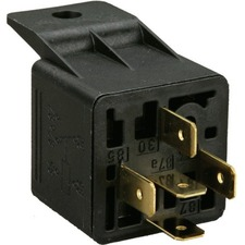 The InstallBay Stock No. E-123 Tyco 12 Volt 30 AMP Relay - Each