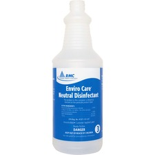 RCM 35064573 Rochester Midland Neutral Disinfectant Disp Bottle RCM35064573