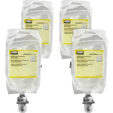 RCP 750593 Rubbermaid Foam Alcohol-Free Hand Sanitizer Refill RCP750593