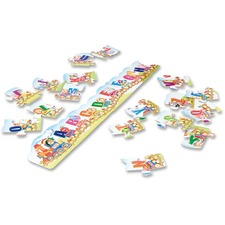 CKC 95173 Chenille Kraft Alphabet Train Floor Puzzle CKC95173