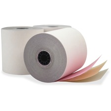 PMC 07638 PM Company 3-ply Carbonless Paper Rolls PMC07638