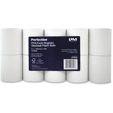 PMC 07906 PM Company Thermal Print Cash Register/ATM Rolls PMC07906