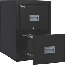 FIR 2P1825CBL FireKing Patriot Series 2-Drawer Vertical Files FIR2P1825CBL