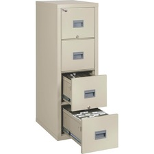 FIR 4P1825CPA FireKing Patriot Series 4-Drawer Vertical Files FIR4P1825CPA