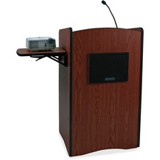 APLSW3230 - AmpliVox UHF Wireless Multimedia Computer Lectern