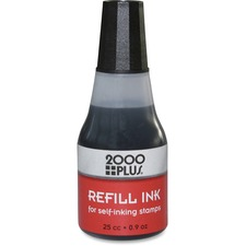 COS 032962 Cosco Self-inking Stamp Pad Refill Ink COS032962