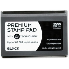 COSCO 2000 Plus Replacement Ink Pad
