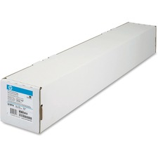 "HP Universal Bond Paper - 36"" x 150 ft - 21 lb Basis Weight - Matte - 1 Roll - White"