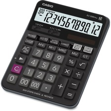 Casio DJ120D Simple Calculator