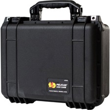 1450 Hard Case Black With No Foam / Mfr. No.: 1450-001-110