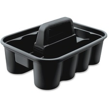 RCP 315488BLA Rubbermaid Comm. Deluxe Carry Caddy RCP315488BLA