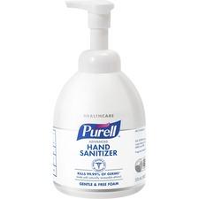 GOJ 579104 GOJO PURELL Gentle/Free Advanced Hand Sanitizer GOJ579104