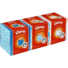 KCC 21286 Kimberly-Clark Kleenex Anti-viral Facial Tissue KCC21286