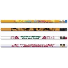 MPD 8209 Rose Moon Inc. Fun Design Seasonal Pencil Pack MPD8209