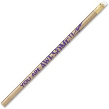 MPD 7928B Rose Moon Inc. You Are Awesome Wood Pencils MPD7928B