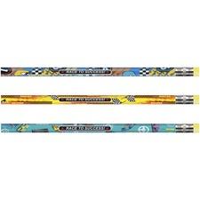 MPD 52064B Rose Moon Inc. Race To Success No. 2 Pencil MPD52064B