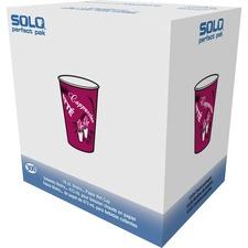 SCCOF16BI0041 - Solo Single Sided Paper Hot Cups